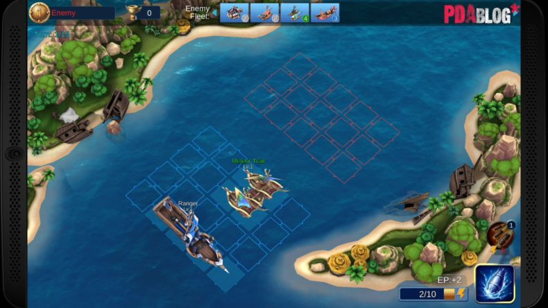 SailCraft – BattleShips in 3D