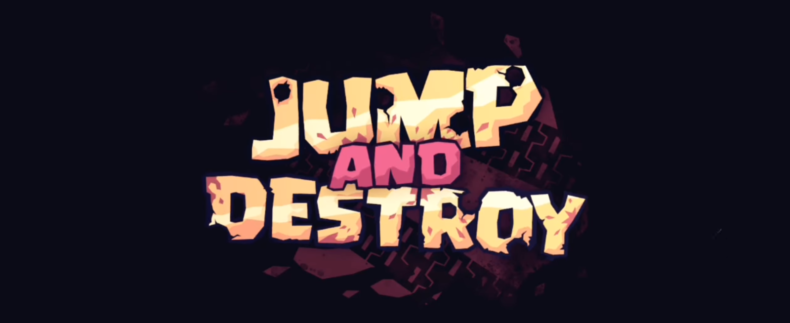 Jump and destroy